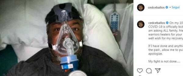 Covid, l'ex giocatore Nba Cedric Ceballos in terapia intensiva