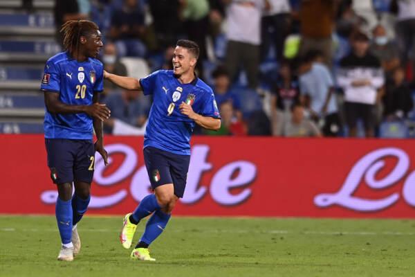 Qualificazioni mondiali, l'Italia travolge la Lituania 5-0