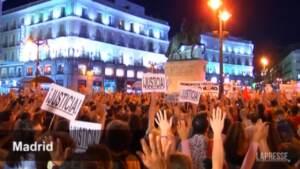 Spagna, in migliaia in piazza contro crimini d'odio verso LGBTQ