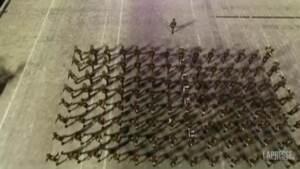 La Corea del Nord celebra il suo 73esimo anniversario