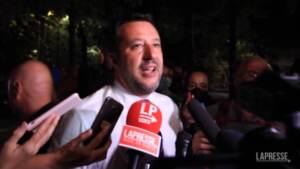 """Green Pass, Salvini: """"Approvate alcune nostre richieste. Sono contento, il lavoro paga"""""""