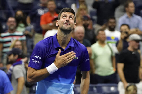 Us Open: Djokovic è un mostro, Berrettini si arrende in 4 set
