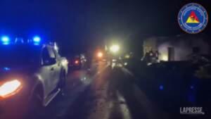Tromba d'aria a Pantelleria: morti, auto e case distrutte