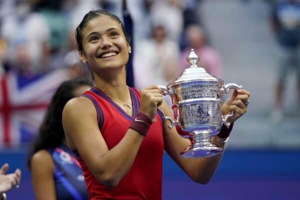 US Open Tennis 2021 - Finale femminile - Emma Raducanu vs Leylah Fernandez