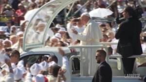 Ungheria, il premier Orban alla messa celebrata da Papa Francesco