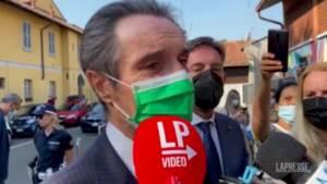 """Scuola, Fontana: """"Grazie a vaccini possibile tornare in presenza"""""""