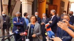 """Accoltellamento Rimini, Lamorgese: """"Non è terrorismo, poteva capitare ovunque"""""""