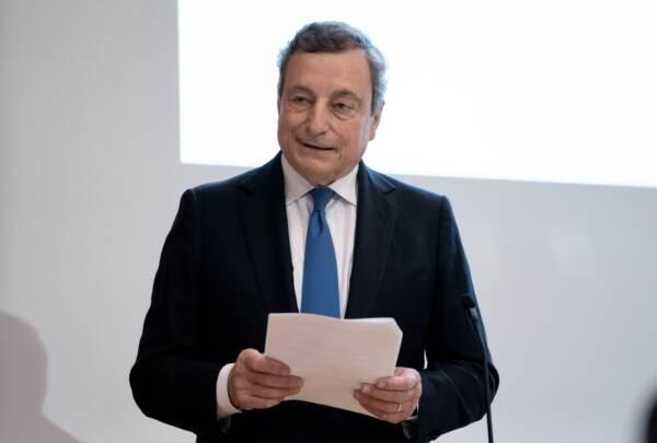 Draghi: Cose vanno fatte perché si devono fare, anche se impopolari