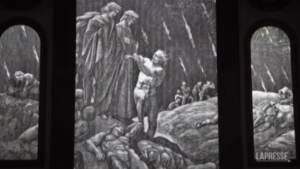 Settecento anni dalla morte di Dante: una mostra 3D per ricordarlo a Firenze