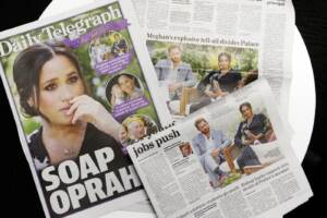 Australia Meghan and Harry Interview