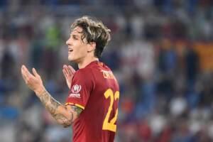 Roma vs Sassuolo - Serie A TIM 2021/2022