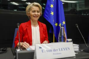 Sessione plenaria al Parlamento europeo a Strasburgo
