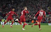 Liverpool vs Milan - Champions League 2021/2022