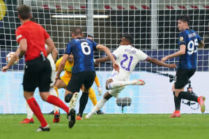 Inter vs Real Madrid - Champions League 2021/2022