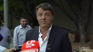 """Green Pass, Renzi: """"Salvini è ondeggiante. Non capisco il suo posizionamento"""""""