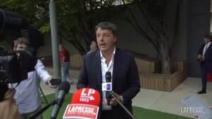 """Renzi contro i 5S: """"Ci attaccavano per Expo, ora elemosinano un posto da Sala"""""""