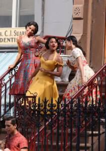 Steven Spielberg gira ad Harlem il suo film West Side Story