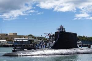Australia, accordo con Usa e Gb per sottomarini nucleari in chiave anti-Cina