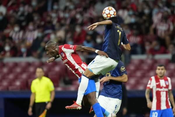 Champions League: pari Psg e Atletico, Manchester City a valanga. Ajax corsaro