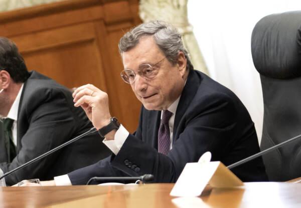 Green Pass, al via vertice Draghi-partiti