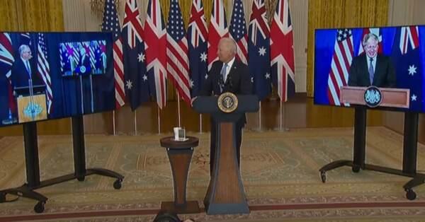 Patto Australia-Gb-Usa in funzione anti-Cina. Ira di Pechino