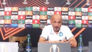 """Spalletti esalta il suo Napoli: """"Che reazione"""""""