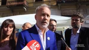 """Amministrative Torino, Damilano: """"Sicurezza è nostra priorità, interverremo dal primo minuto"""""""