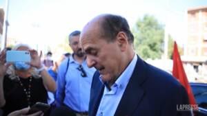 """Amministrative Torino, Bersani: """"Costruire campo progressista in grado di competere"""""""