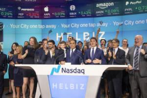 New York, Helbiz: prima azienda di micromobilità in sharing quotata in borsa al Nasdaq
