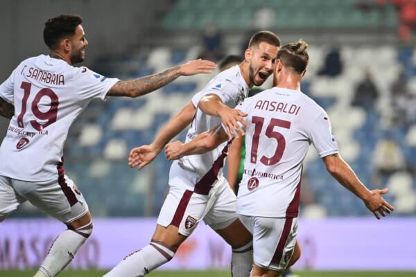 Sassuolo vs Torino - Serie A TIM 2021/2022