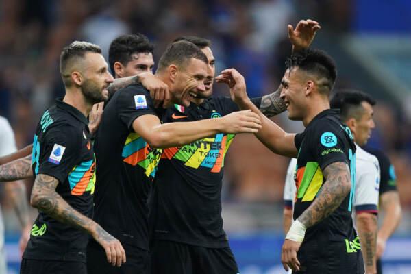 Serie A, ciclone Inter sul Bologna: 6-1 a San Siro, Inzaghi vola al comando