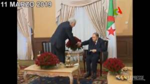 E' morto l'ex presidente algerino Bouteflika