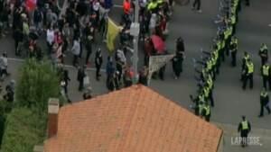 Australia, nuove proteste contro il lockdown
