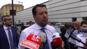 """Governo, Salvini: """"Per aumentare le tasse bastava Monti"""""""