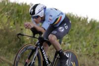 Mondiali ciclismo Belgio: Filippo Ganna oro nella cronometro individuale maschile