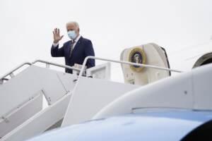 Usa, Joe Biden in viaggio per Dover
