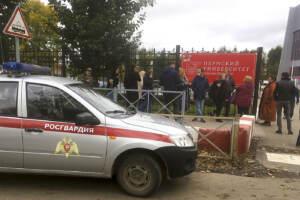 Russia, sparatoria in università a Perm