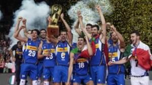 Volley, l'Italia è campione d'Europa