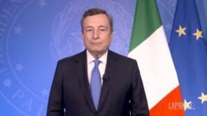 """Clima, Draghi: """"Emergenza e priorità"""""""