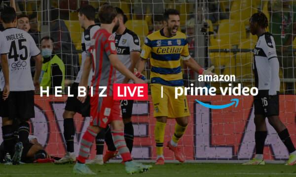 Tv, Helbiz Live su Amazon Prime Video Channels con contenuti sportivi