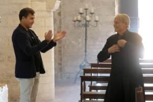 Terence Hill termina le riprese di Don Matteo: addio al set dopo 20 anni