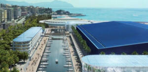 Genova, tra verde e canali nuovi dettagli sull'area del Waterfront di Levante