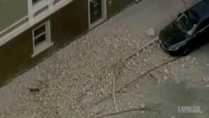 Australia: sisma di magnitudo 5.9 nella periferia di Melbourne, danni anche in città