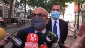 """Bimbo precipitato da balcone, avvocato famiglia: """"Non si conoscevano problemi psichici di Cannio"""""""