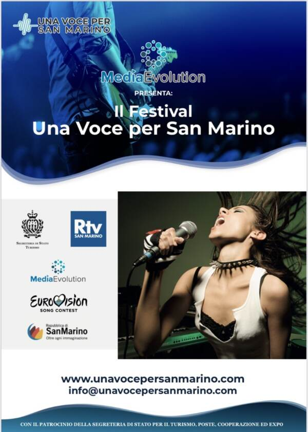 Eurovision, a San Marino un concorso canoro per trovare la 'voce' giusta