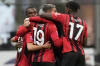 AC Milan vs Venezia - Serie A TIM 2021/2022
