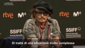 """Johnny Depp contro la Cancel Culture: """"Nessuno è al sicuro"""""""