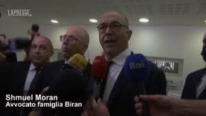 """Caso Eitan, legali famiglia Biran: """"Le famiglie hanno accettato un accordo, prossima udienza 8 ottobre"""""""
