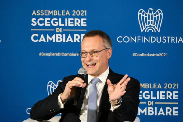 Roma, Assemblea Confindustria 2021