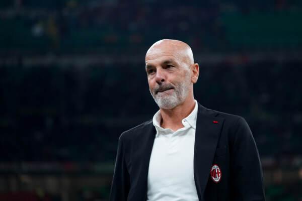 """Milan, Pioli: """"Squadra matura per arrivare fino in fondo"""""""
